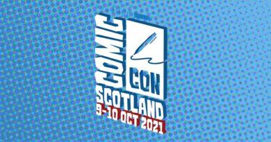 5D Press Release – Comic Con Scotland (Edinburgh) cancelled.